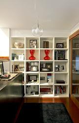 armário e aparador - projecto ameada da foz