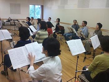 PASSION Flutes練習会場
