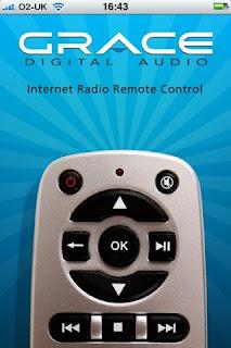 Grace iPhone Remote