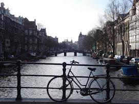 Amsterdam..., un paseo en noviembre