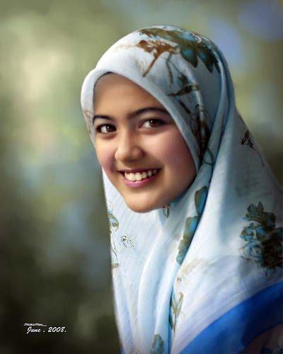 Gadis Berjilbab