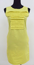 A 1125, Dress (yellow)