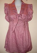 A 1144 - Pink sleeveless top