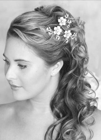 simplelifestyle wedding hair