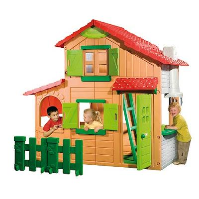 Desde el bunker juguetes intocables actualidad juguetera for Case giocattolo da giardino