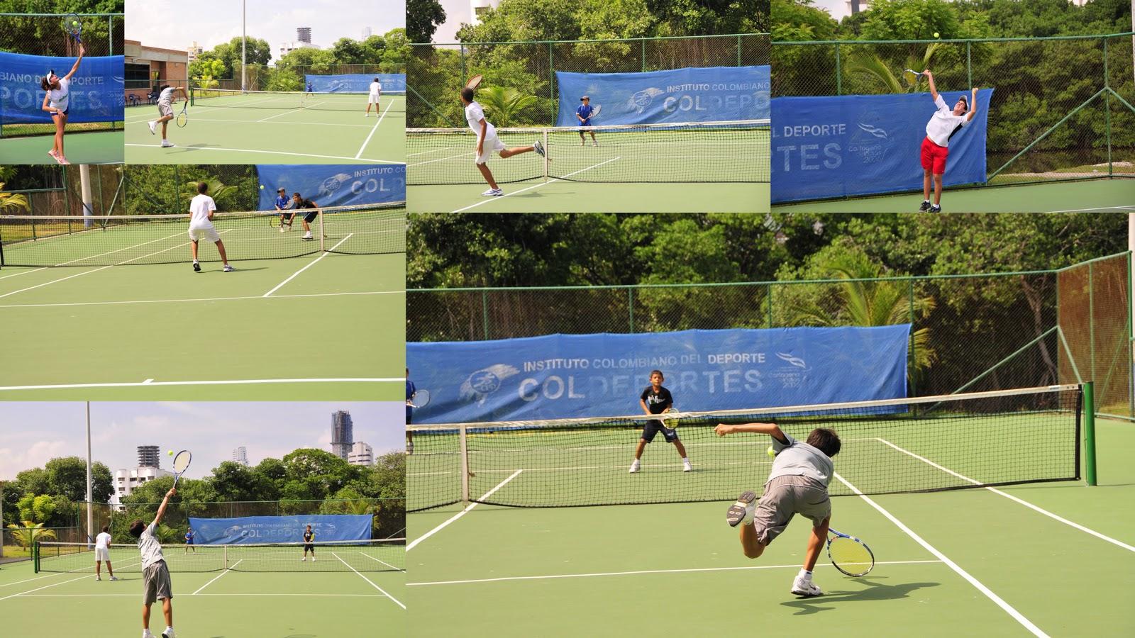 El tenis de campo, un hermoso deporte
