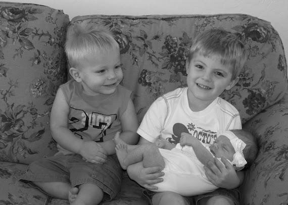 The Erickson family