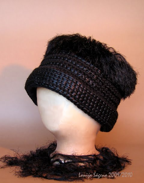 tamborētas sieviešu cepures