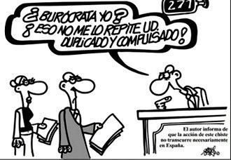 Humor gráfico - Página 8 Burocracia,%2Bpor%2BForges-ALCDr