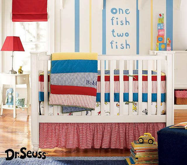 Kicking It In The Suburbs Nursery Inspiration