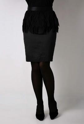 by malene birger skirt