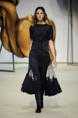 london fashion week blogger