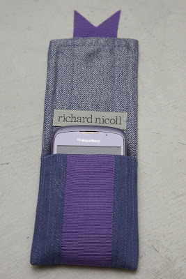 Blackberry Richard Nicoll competition