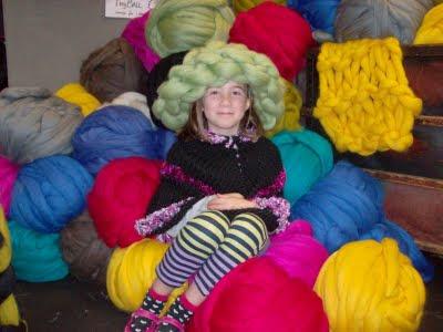 chunky knitwear