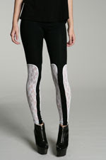 lace leggings simon preen