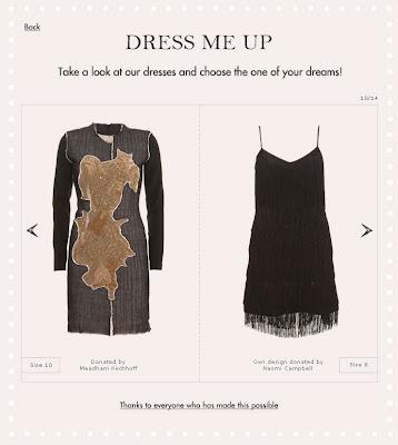 dress me up