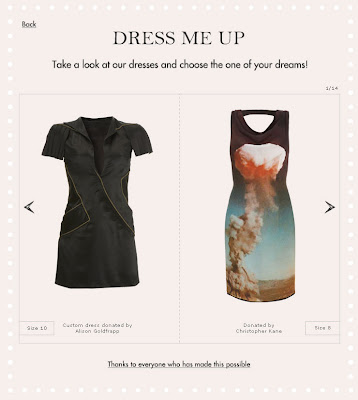 dress me up topshop
