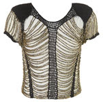 embellished knit wear