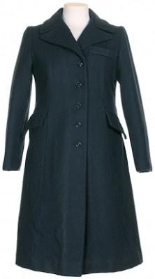 classic vintage coat