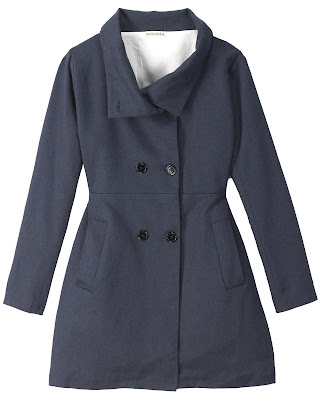 sustainable ethical classic winter coat