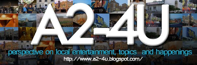 A2-4U: Local Entertainment, Topics, and Happenings