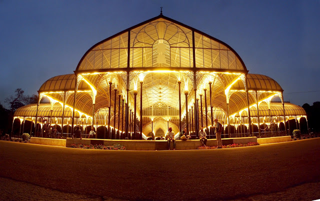 Lalbagh_Glasshouse_night_panorama