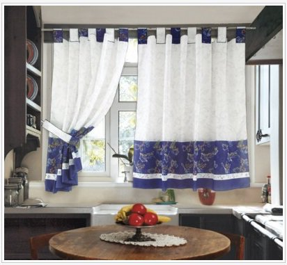 Venta de s banas y acolchados en zona sur cortinas de cocina - Comprar cortinas para cocina ...