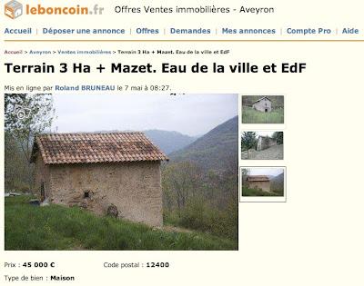 Ruine vendre pas cher ruine a vendre pas cher aveyron ste afrique - Le site le moins cher ...