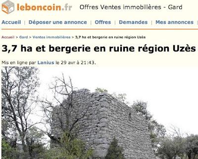Ruine à Vendre Pas Cher Ruine A Vendre Pas Cher Dans Le Gard Uzes