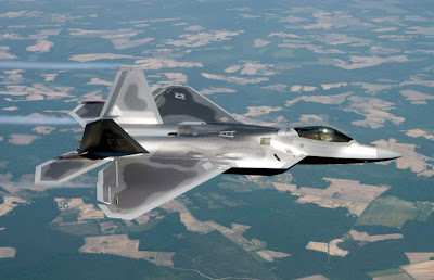 F-22 Raptor  wallpapers 002