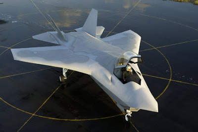 001 Boeing X-32 jet fighter aircraft wallpaper