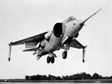 Hawker P-1127 NASA Harrier Jump Jet Wallpapers