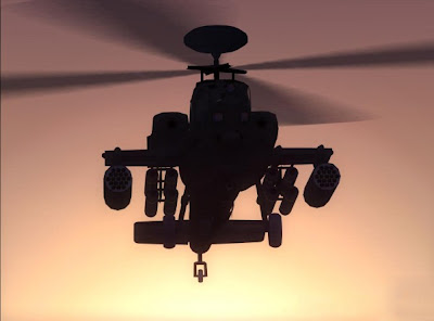 image of AH 64D Apache