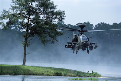 Boeing AH- 64D Apache wallpaper