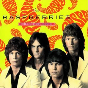 The Raspberries, lame name. Did youk now that raspberry has a p in it?  It does.