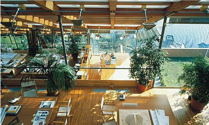 Introducci n a la arquitectura renzo piano arquitecto for Arquitecto constructor