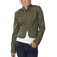 Trends We're Loving: Military Inspired Fashion