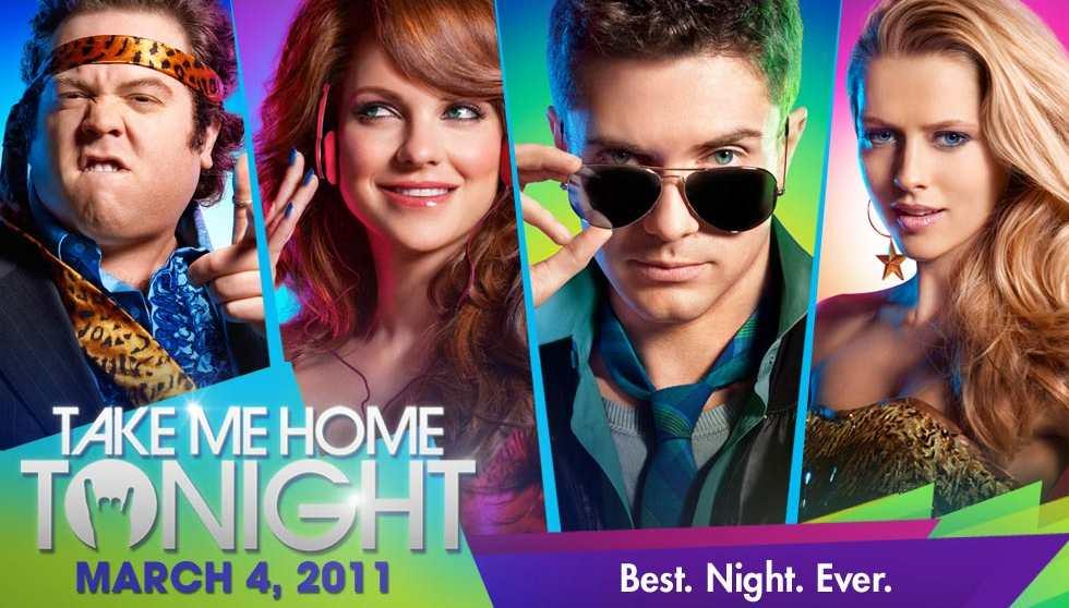 Take Me Home Tonight movie
