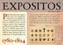 Tipografía Expósitos
