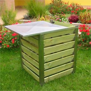 Compostiera per un piccolo giardino forum di for Costruire compostiera