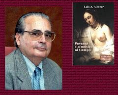El escritor del mes de abril en Iceberg Nocturno es Luis Alcocer