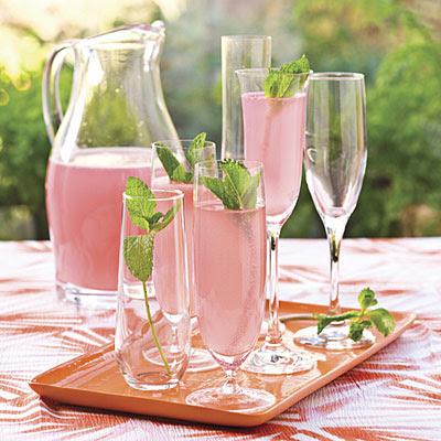 The Bliss Journey: Pink Lemonade Love