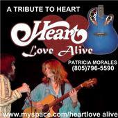 Heart Love Alive # 1 Heart Tribute