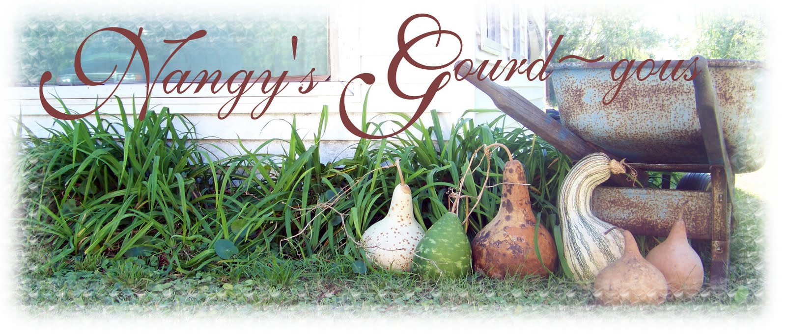 Nangy's Gourd~gous