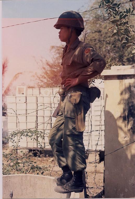 ARVN soldier Phan Thiet