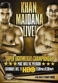 Khan vs Maidana