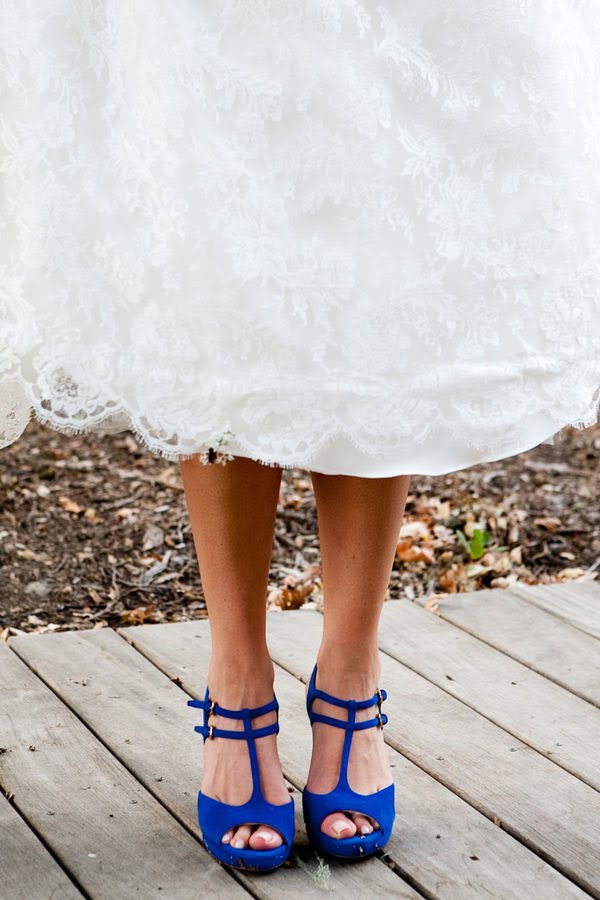 These blue strappy cute wedding shoes are EXACTLY what I 39ve been looking for