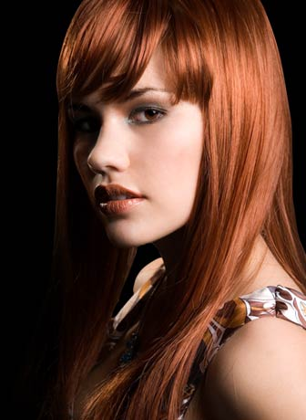 Latest Hair styles and hair coloring styles