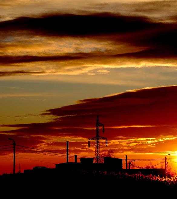 peisaj industrial