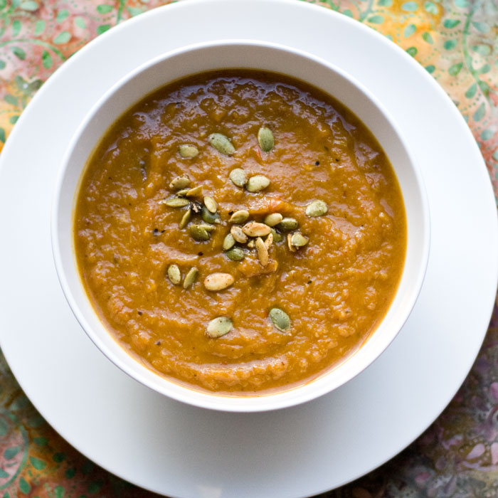 ... Savory Planet: Roasted Butternut Squash, Parsnip and Red Pepper Soup
